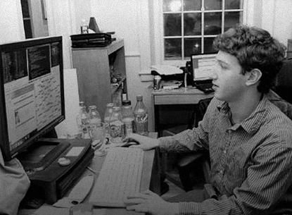 Mark Zuckerberg Youth