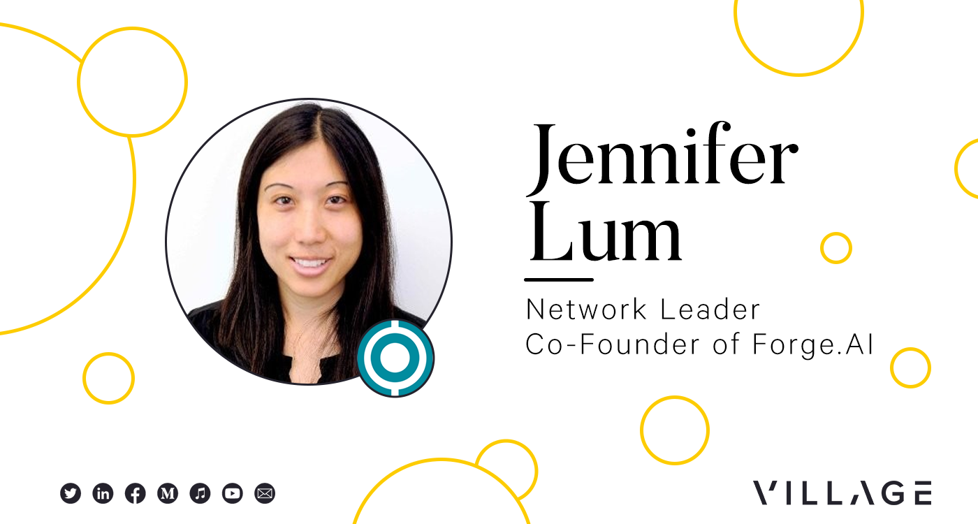 Getting to Know Our Network: Jennifer Lum
