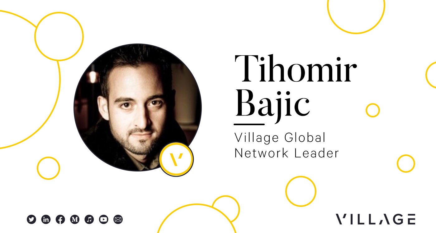 Getting To Know Our Network: Tihomir Bajic