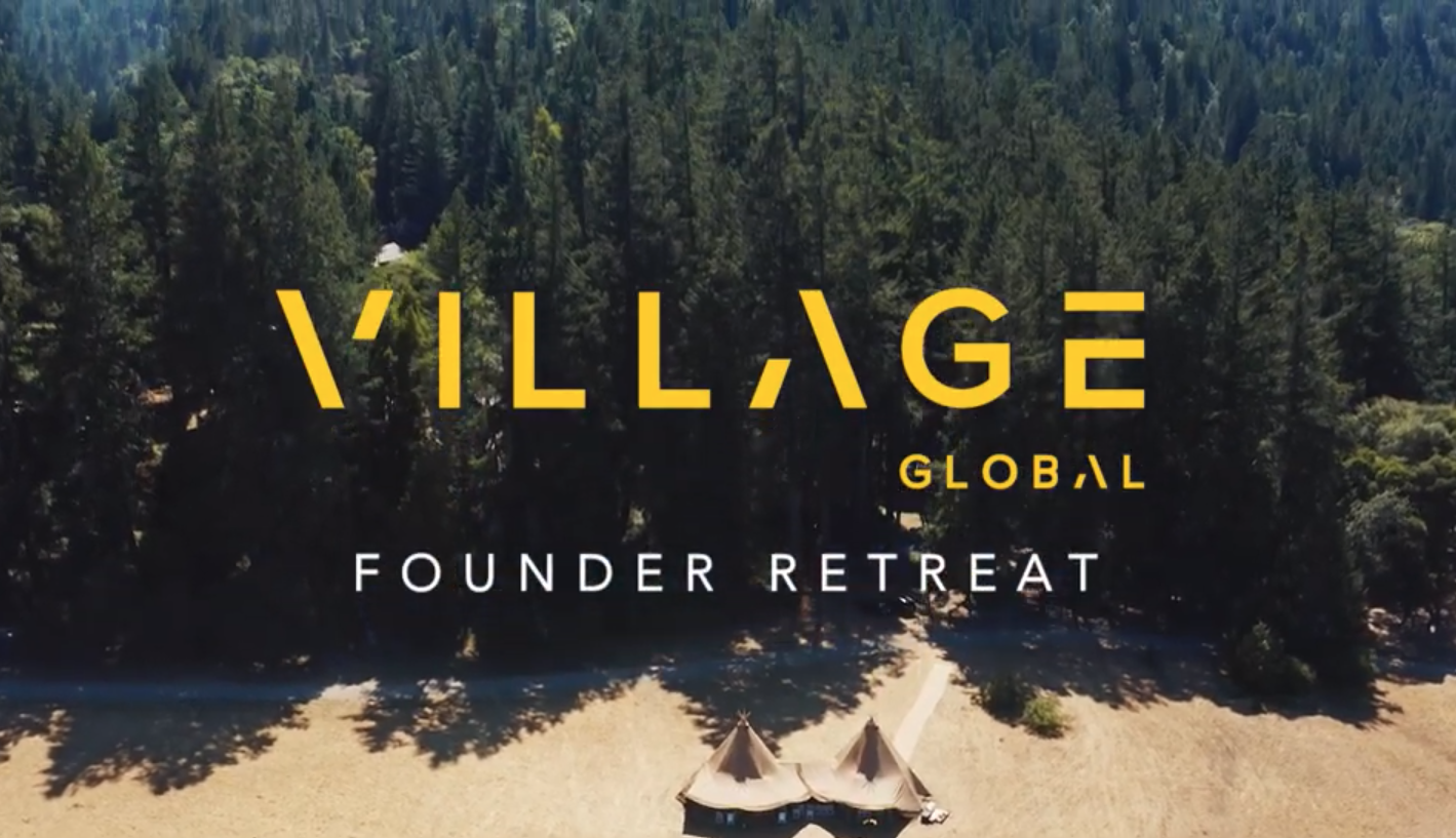 Village Global Founder Retreat 2019