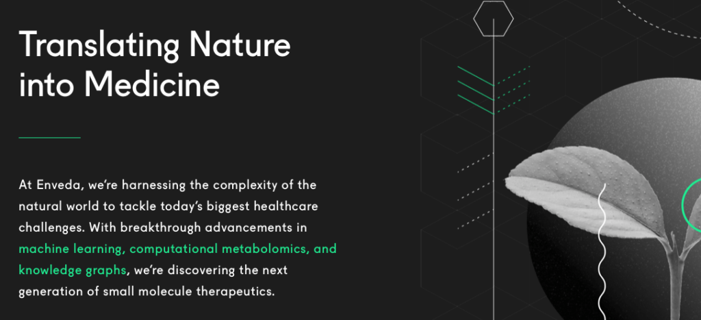 Enveda raises a $51M Series A to map nature's chemistry and apply machine learning to natural product drug discovery